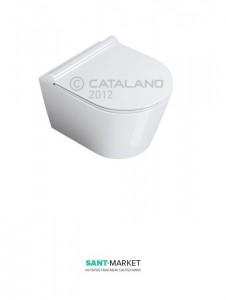 Унитаза Catalano Zero подвесной 35х45 см белый 1VSV45N00