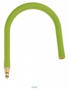 Гибкий шланг Grohe Essence GrohFlexx для смесителя зеленый 30321GE0