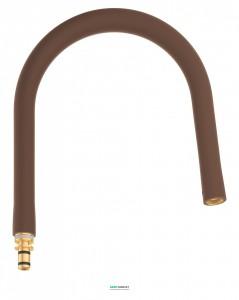Гибкий шланг Grohe Essence GrohFlexx для смесителя темно-коричневый 30321HG0