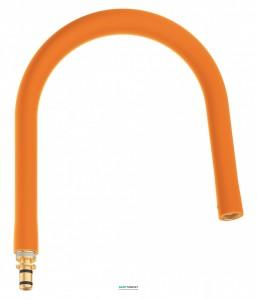 Гибкий шланг Grohe Essence GrohFlexx для смесителя оранжевый 30321YR0