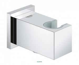 Подключение с держателем Grohe Euphoria Cube хром 26370000