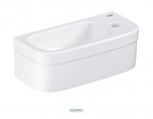 Раковина для ванной подвесная Grohe Euro Ceramic 37 см альпин-белый 39327000
