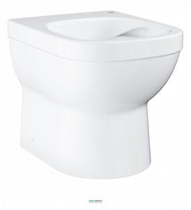 Унитаз напольный приставной Grohe Euro Ceramic (без сиденья) альпин-белый 39329000