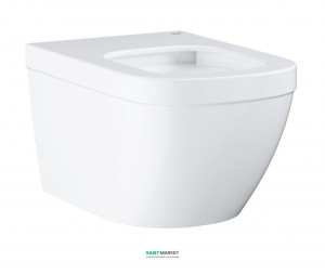 Унитаз подвесной Grohe Euro Ceramic (без сиденья) альпин-белый 39328000