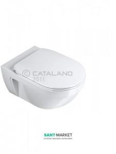 Унитаз подвесной Catalano Canova Royal 36х55 см белый 1VSCRN00