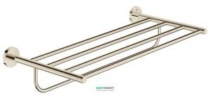Держатель для банного полотенца Grohe Essentials полированный никель 40800BE1