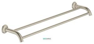 Держатель для полотенца двойной Grohe Essentials Authentic матовый никель 40654EN1