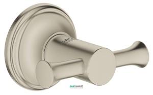Крючок для банного халата Grohe Essentials Authentic матовый никель 40656EN1