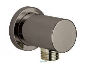 Подключение для душевого шланга Grohe Rainshower DN 15 графит 27057A00