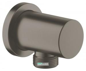 Подключение для душевого шланга Grohe Rainshower DN 15 матовый графит 27057AL0