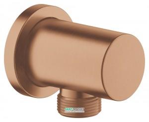 Подключение для душевого шланга Grohe Rainshower DN 15 матовый теплый закат 27057DL0