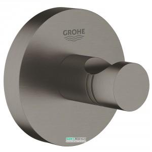 Крючок банного халата Grohe Essentials матовый графит 40364AL1