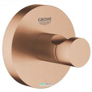 Крючок банного халата Grohe Essentials матовый теплый закат 40364DL1