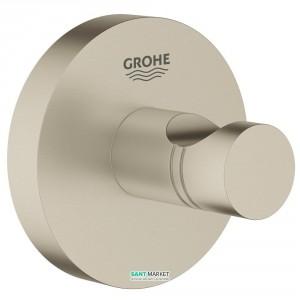 Крючок банного халата Grohe Essentials никель 40364EN1