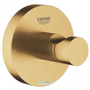 Крючок банного халата Grohe Essentials матовый холодный рассвет 40364GN1