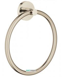 Полотенцедержатель кольцо Grohe Essentials полированный никель 40365BE1