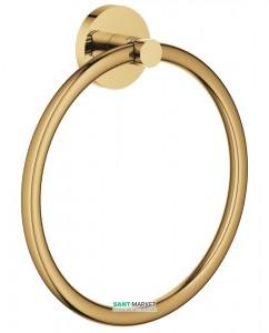 Полотенцедержатель кольцо Grohe Essentials холодный рассвет 40365GL1