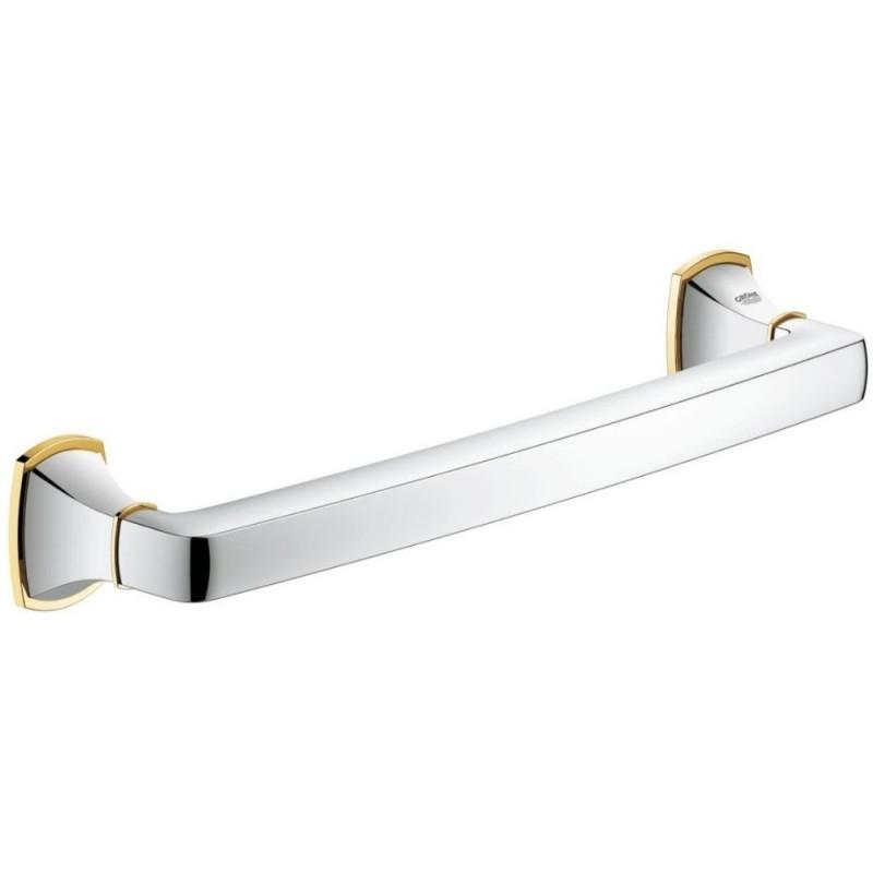 Ручка для ванной Grohe Grandera хром/золото 40633IG0