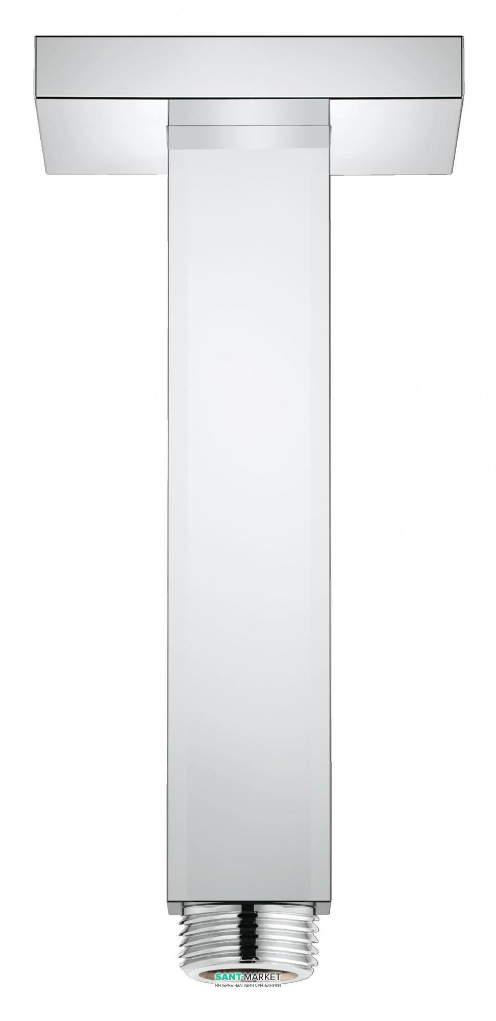 Потолочный душевой кронштейн Grohe Rainshower neutral 15.4 хром 27711000