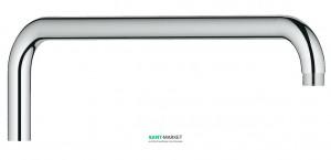 Душевой кронштейн для душевой системы Grohe Rainshower хром 14014000