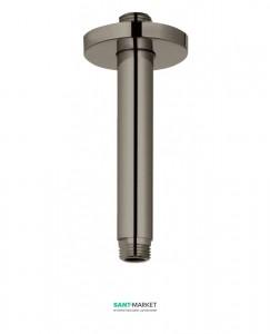 Потолочный душевой кронштейн Grohe Rainshower графит 28724A00