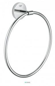 Кольцо для полотенца Grohe BauCosmopolitan хром 40460001