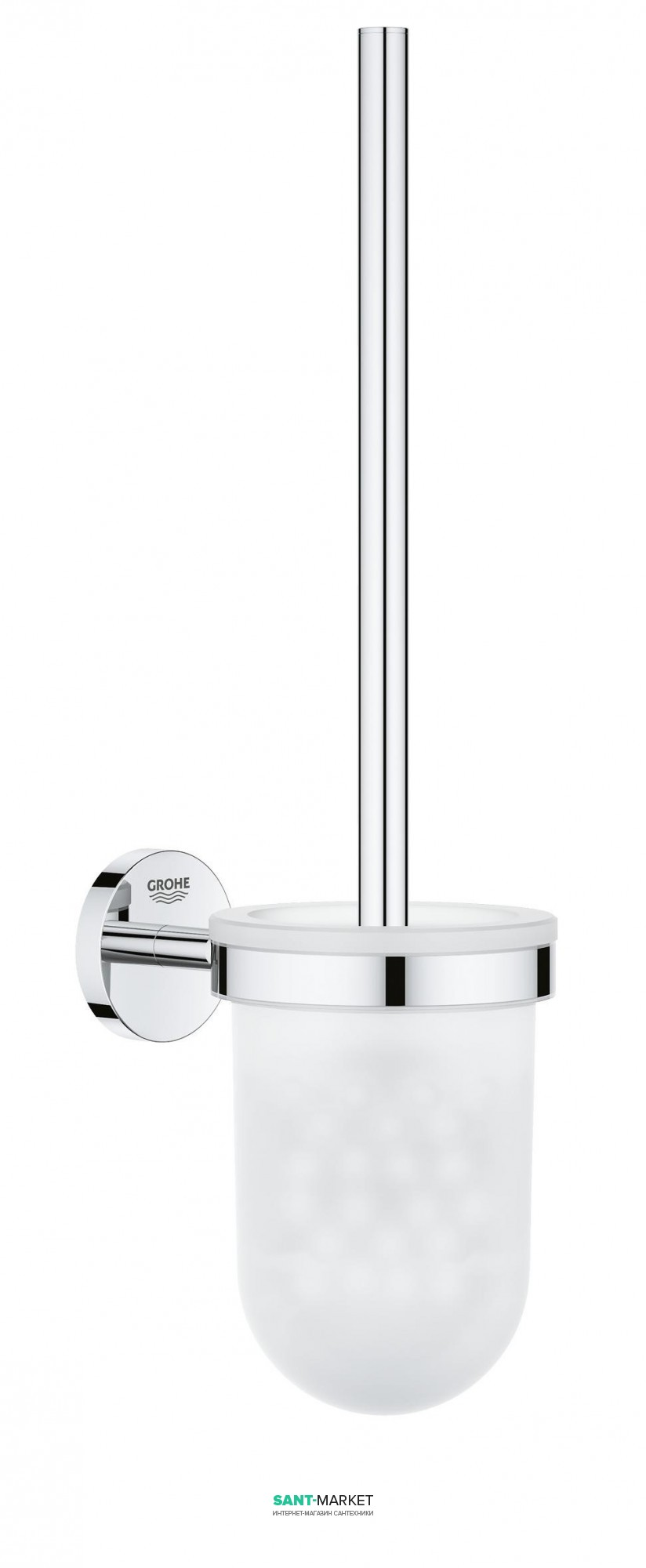 Туалетный ёршик Grohe BauCosmopolitan хром 40463001
