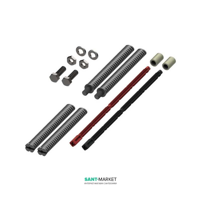 Комплект удлиненных толкателей эксцентриков и крепежных элементов для панелей смыва Tece TECEbase максимум 12 см 9820030
