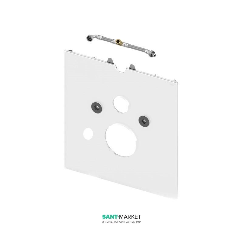 Нижняя стеклянная панель TECE TECElux для установки унитазов-биде Geberit Aquaclean Sela/Mera и TOTO Washlet  9650104