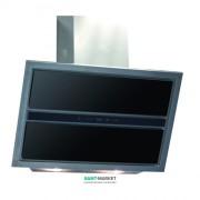 Вытяжка для кухни навесная Apell Cappe класс энергосбережения А черное стекло/нержавеющая сталь CA90ATE
