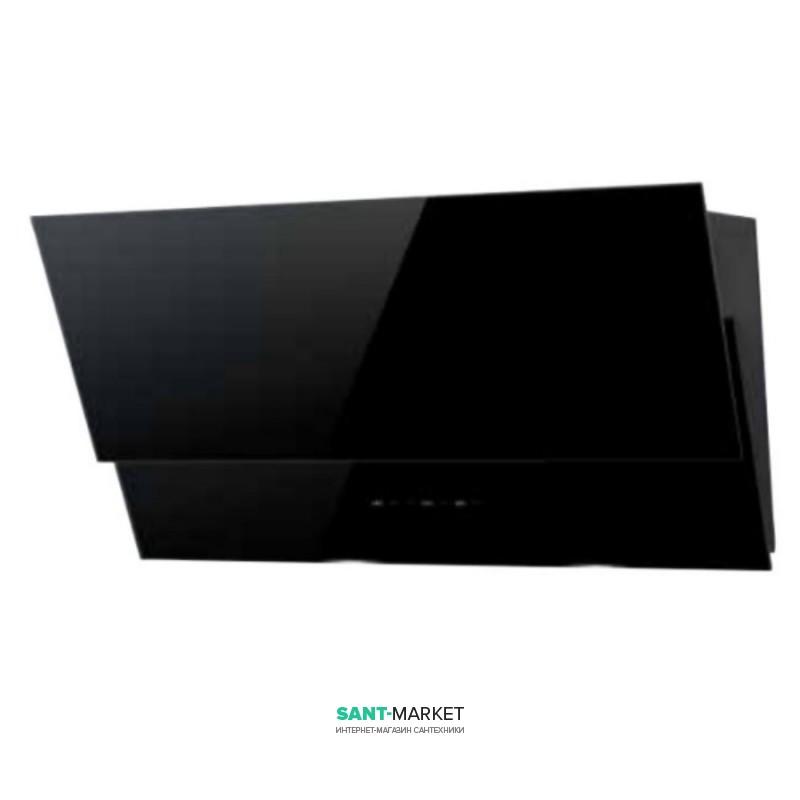 Вытяжка для кухни навесная пристенная Apell Cappe класс энергосбережения А черное стекло CSF800BE