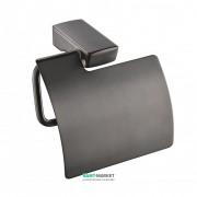 Держатель для туалетной бумаги Imprese Grafiki латунь черный ZMK04180822