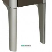 Ножки для мебели Roca Dama-N 20,5 см хром A816560002