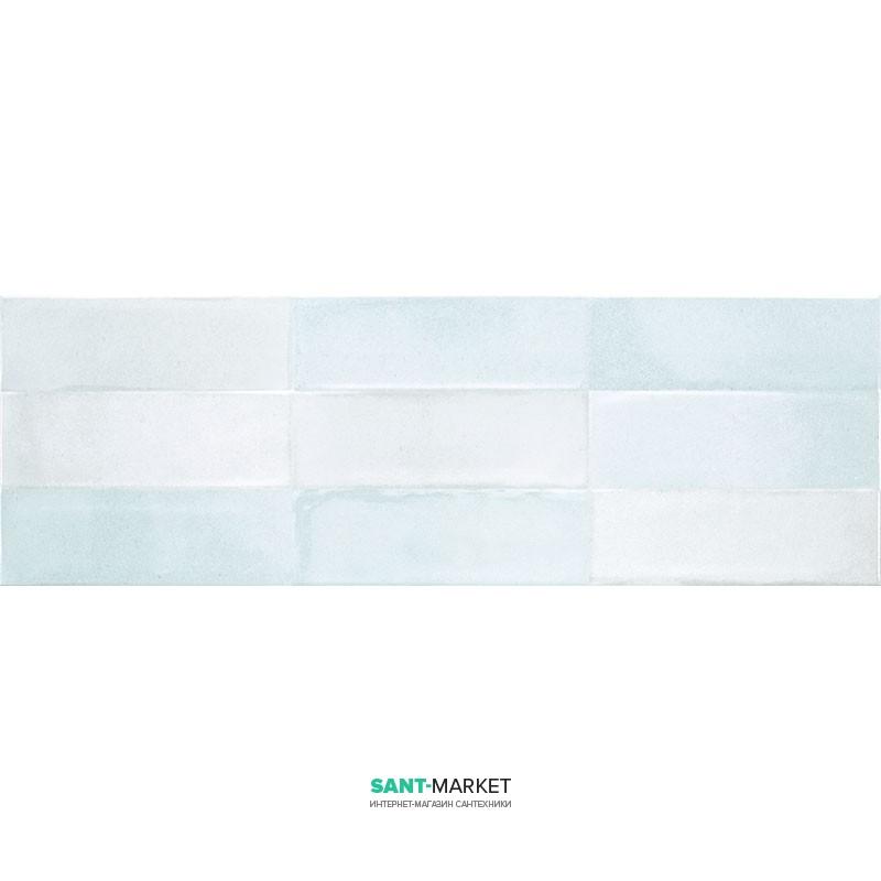 Плитка Keratile Rinsey Metro Blue 33.3х100