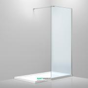 Стенка боковая для душевого уголка Volle Walk-In 120х200 прозрачное стекло 18-08-120H