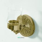 Cтакан для зубных щеток Artceram Versailles с держателем бронза HEA019 72