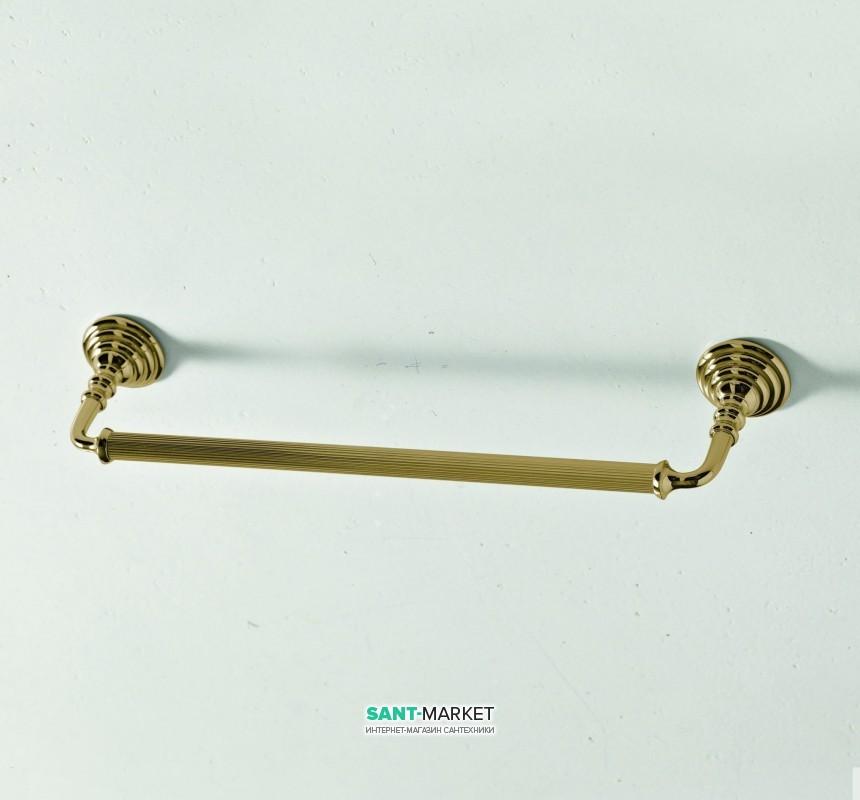 Настенный держатель для полотенец ArtCeram Victoria 40 см бронза HEA030 72