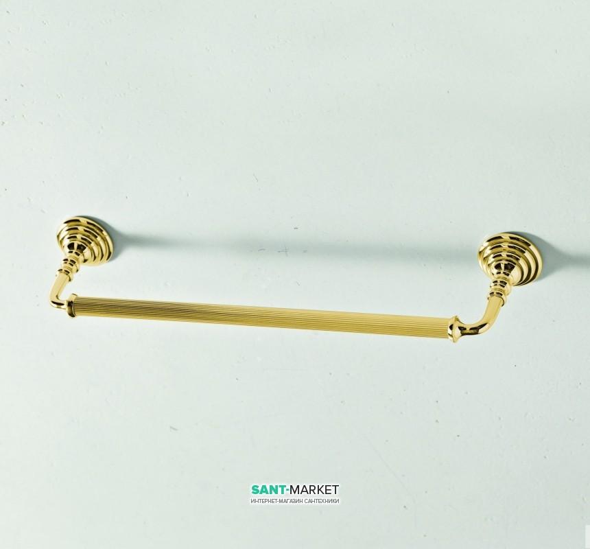 Настенный держатель для полотенец ArtCeram Victoria 40 см золото HEA030 73