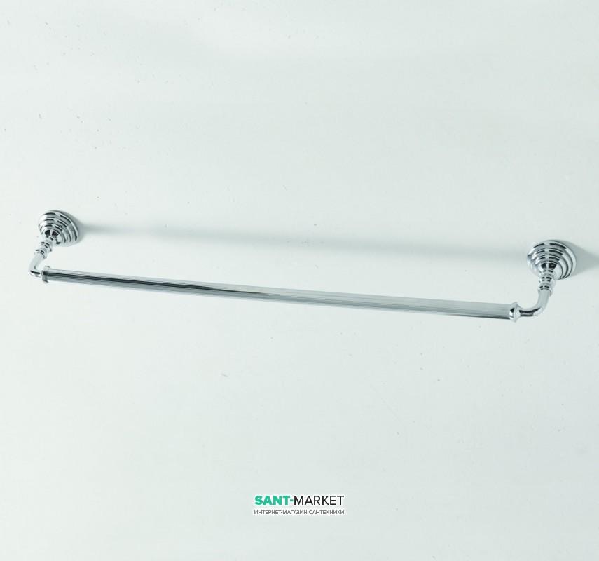Настенный держатель для полотенец ArtCeram Victoria 60 см хром HEA031 71