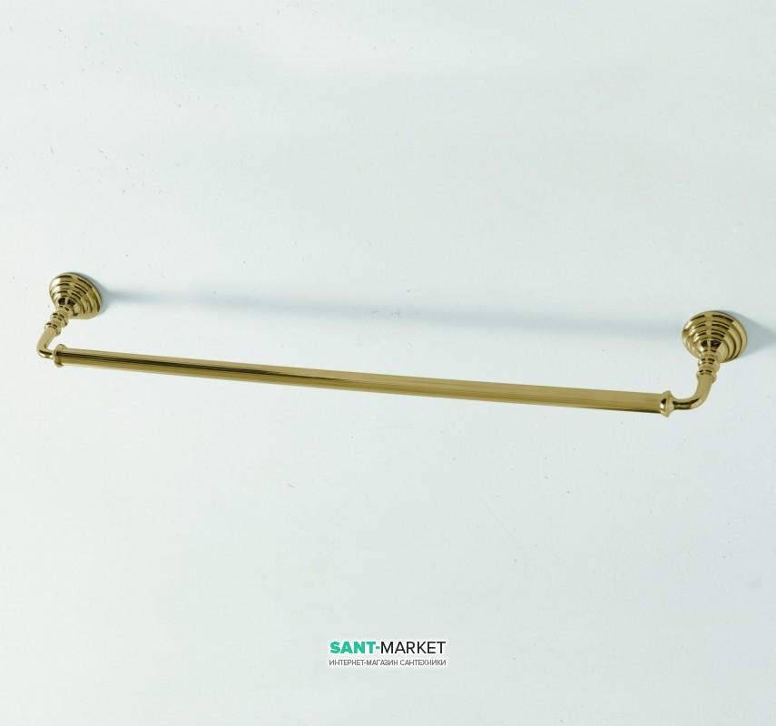 Настенный держатель для полотенец ArtCeram Victoria 60 см бронза HEA031 72