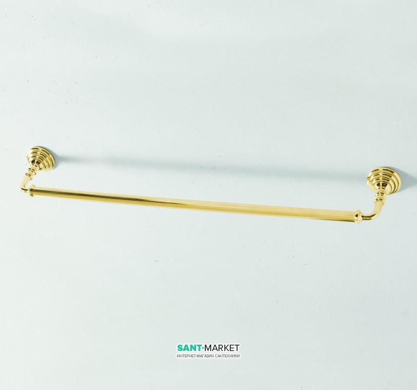 Настенный держатель для полотенец ArtCeram Victoria 60 см золото HEA031 73