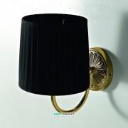 Светильник для ванной ArtCeram Versailles настенный чёрный/бронза HEA039 72