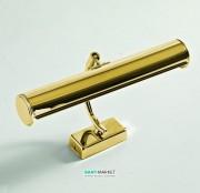 Светильник для ванной ArtCeram Victoria настенный золото HEA033 73