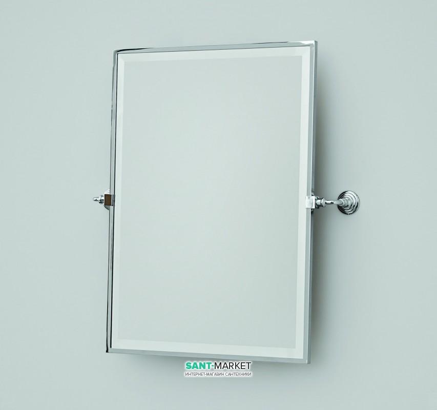 Зеркало в ванную комнату ArtCeram Victoria 61х65 см хром HEA034 71