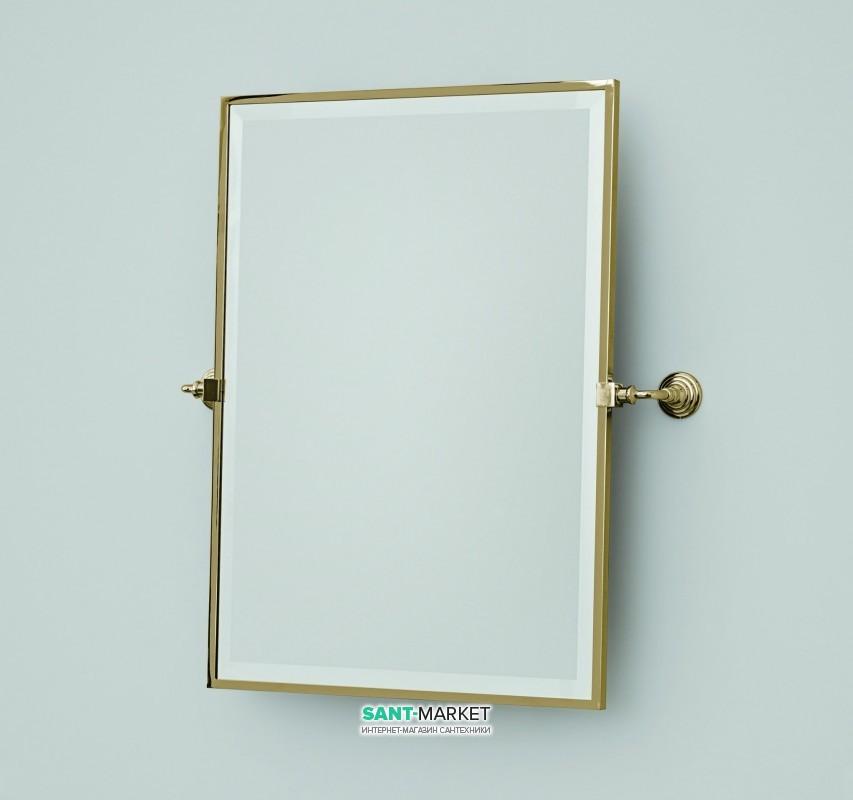 Зеркало в ванную комнату ArtCeram Victoria 61х65 см бронза HEA034 72