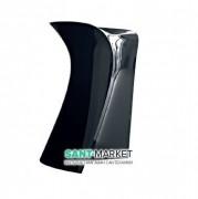Раковина для ванной ArtCeram Miss 57х58 см чёрный глянцевый OSL012 03;00