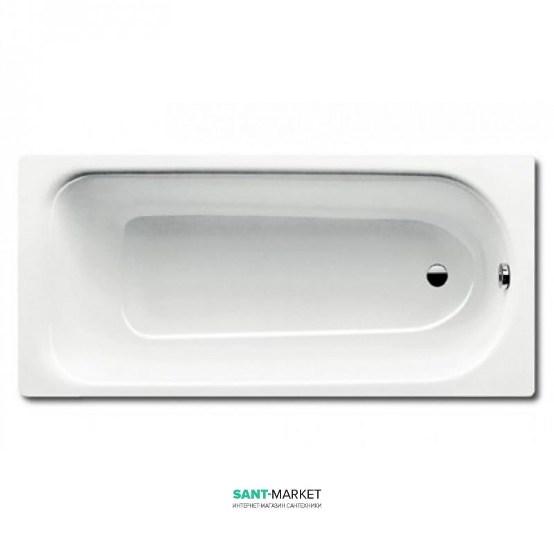 Ванна стальная Kaldewei Saniform Plus 180х80 см 3,5 мм 220 л белый 112800010001