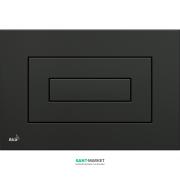 Кнопка управления AlcaPlast для скрытых систем инсталляций черный M478