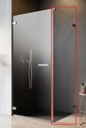 Стенка душевая Radaway Arta QL KDJ I 100,1-150 см хром/прозрачное стекло 10102510-03-01