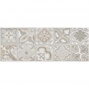 Декор InterCerama Dolorian 60х23 см светло-серый 071-1 095607